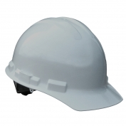 Radians GHR6 Granite Hard Hat - 6-Point Ratchet Suspension - Gray