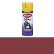 Krylon K02116 OSHA Paints - Safety Red