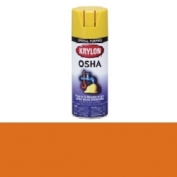 Krylon K02410 OSHA Paints - Safety Orange