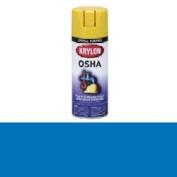 Krylon K02416 OSHA Paints - Safety Blue