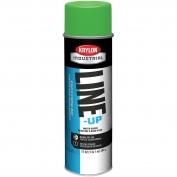 Krylon K08315 Line-Up Athletic Field Striping Paint - Athletic Fluorescent Green