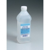 Isopropyl Alcohol 99% 16 oz plastic bottle