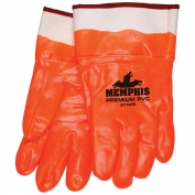 Memphis 6710FS Premium Double Dipped PVC Gloves - Foam Insulated
