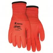 Memphis N9690FCO Ninja Ice Gloves - 15 Gauge Orange Nylon Shell - HPT Full Coating