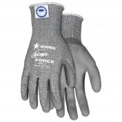 Memphis N9677 Ninja Force Gloves - 13 Gauge Dyneema Shell - Gray Polyurethane Coating