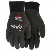 Memphis N9690FC Ninja Ice HPT Gloves - 15 Gauge Nylon Shell - HPT Foam Full Coating