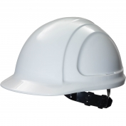 Honeywell N10010000 North Zone Hard Hat - Quick-Fit Suspension - White