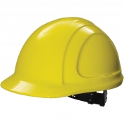 Honeywell N10020000 North Zone Hard Hat - Quick-Fit Suspension - Yellow