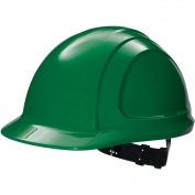Honeywell N10040000 North Zone Hard Hat - Quick-Fit Suspension - Green