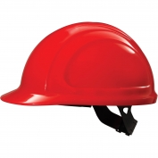 Honeywell N10050000 North Zone Hard Hat - Quick-Fit Suspension - Hi-Viz Red