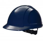 Honeywell N10080000 North Zone Hard Hat - Quick-Fit Suspension - Navy Blue