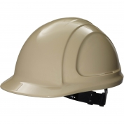 Honeywell N10100000 North Zone Hard Hat - Quick-Fit Suspension - Tan