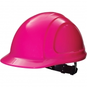 Honeywell N10200000 North Zone Hard Hat - Quick-Fit Suspension - Hot Pink