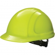 Honeywell N10440000 North Zone Hard Hat - Quick-Fit Suspension - Hi-Viz Yellow