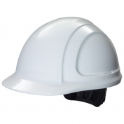 Honeywell N10R010000 North Zone Hard Hat - Ratchet Suspension - White