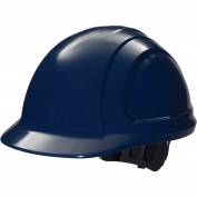 Honeywell N10R080000 North Zone Hard Hat - Ratchet Suspension - Navy Blue