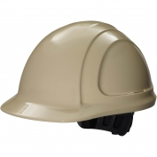 Honeywell N10R100000 North Zone Hard Hat - Ratchet Suspension - Tan