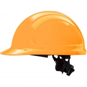 Honeywell N10R460000 North Zone Hard Hat - Ratchet Suspension - Hi-Viz Orange