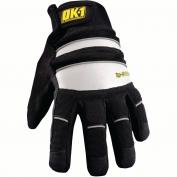 OK-1 IG300 Waterproof Winter Glove - Black