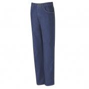 Red Kap Men\\\'s Relaxed Fit Jeans - Prewashed Indigo