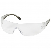 Bouton 250-27-001 Zenon Z12R Safety Glasses - Clear Temples - Clear Bifocal Lens