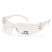 Pyramex Intruder Readers Safety Glasses - Clear Temples - Clear Lens