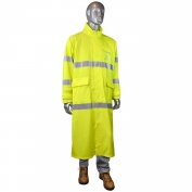 Radians RC07-3ZGV Fortress 35 High Visibility Raincoat - 48\\\