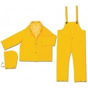 River City 2403 Classic Plus 3-Piece Rain Suit - Yellow