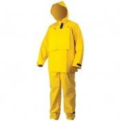 River City 2603 Hydroblast Rain Suit - 0.35mm PVC/Polyester
