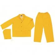 River City 2903 Classic Series 3 Piece Rain Suit - .35mm PVC/Polyester