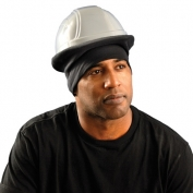 Classic Flame Resistant Hard Hat Tube Liner Navy