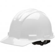 Bullard S51WHP Standard Hard Hat - Pinlock Suspension - White