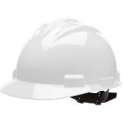 Bullard S61WHP Standard Hard Hat - Pinlock Suspension - White