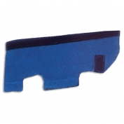 North Safety Terry Cloth Sweatband with Velcro Closure - Universal Fit