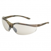 elvex sg 12 io camo acer safety glasses camo frame
