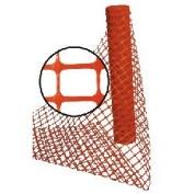 Resinet Crowd Control Fence 4\\\' X 100\\\' - Orange