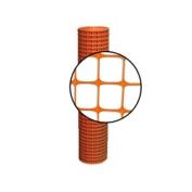 Resinet 6 ft Crowd Control Fence 6x100 ft - Orange