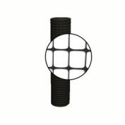 Resinet 6 ft Crowd Control Fence 6x50 ft - Black