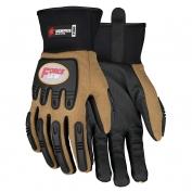 Memphis T100 ForceFlex Multi-Task Gloves - Anti-Vibration Polymer Pad