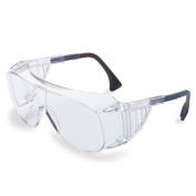 Uvex Ultra-Spec 2001 OTG Safety Glasses - Clear Frame - Clear Lens