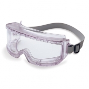 Uvex Futura Goggles - Clear Frame - Clear Uvextreme Lens