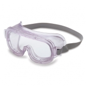 Uvex Classic Goggles - Clear with Indirect Vent