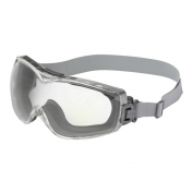 Uvex Stealth OTG Goggles - Navy Frame - Clear Dura-Streme Lens - Neoprene Band