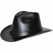 Vulcan VCB200 Cowboy Hard Hat - 6-Point Ratchet Suspension - Black