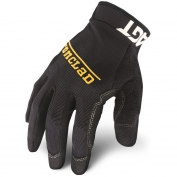 Ironclad WCGA Workcrew Black Work Gloves