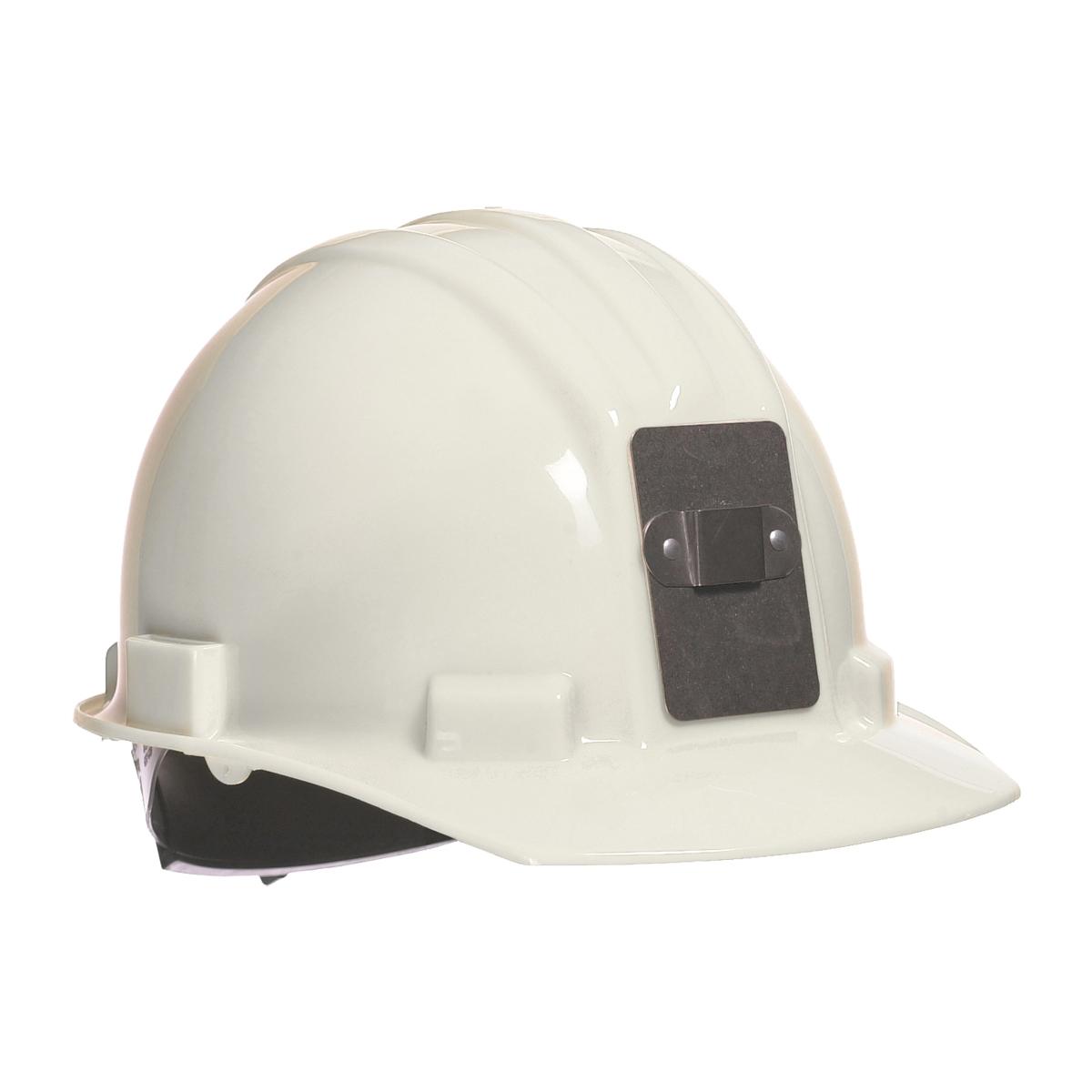 bullard s51whrm mining hard hat ratchet suspension white. Black Bedroom Furniture Sets. Home Design Ideas