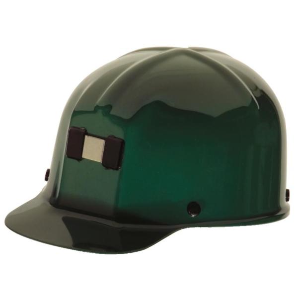 Msa 91584 Comfo Cap Mining Hard Hat Staz On Suspension