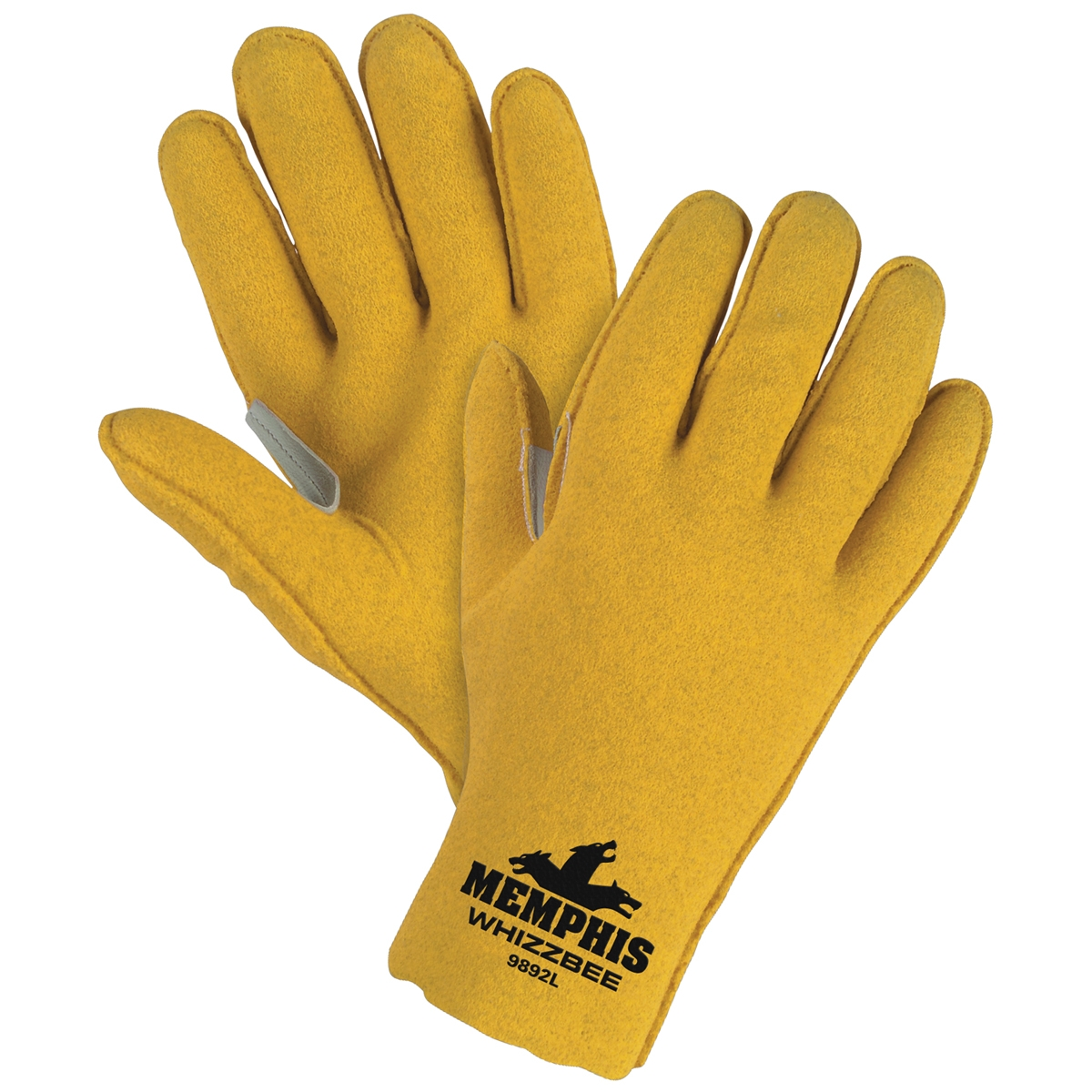 Memphis 9892 Whizzbee Textured Vinyl Dipped Gloves