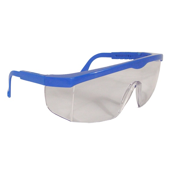 Frame Glasses On Shark Tank : Radians Shark Safety Glasses - Blue Frame - Clear Lens ...
