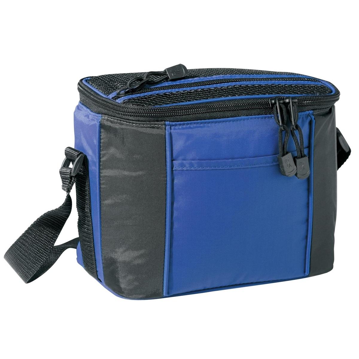 6 Pack Cooler ~ Port company bg pack cooler royal fullsource